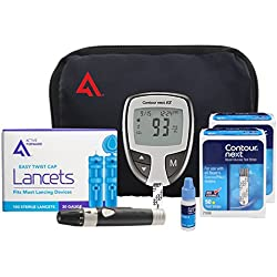 Contour NEXT EZ Diabetes Testing Kit