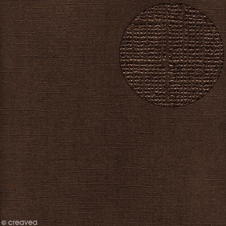 - Bazzill Basics Paper Scrapbooking Sheets Bling Sugar Daddy, Brown