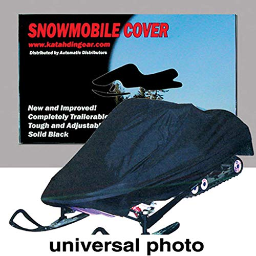 Universal Snowmobile Cover - X-Large 2004 Arctic Cat Bearcat 570 Long Track Snowmobile