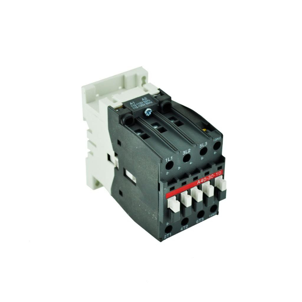 Direct Replacement for Asea ABB A40-30-10 ABB Contactor A40-30-10-81 24V Coil 3PH 3 Pole 600V AC 42Amp 2 year Warranty