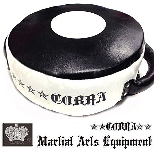 COBRA TARGET DRUM MITTS BK/WH (Depth15cm) B077WJNZNW