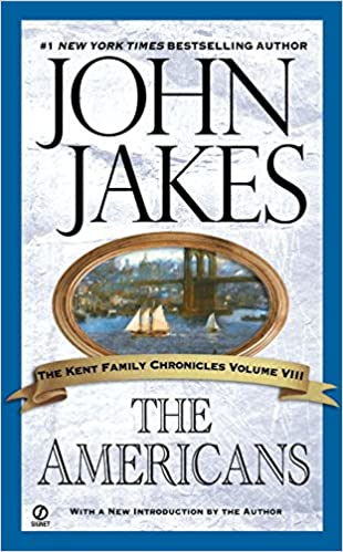 Book The Americans (Kent Family Chronicles)