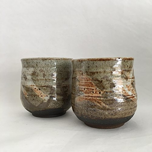 Rustic Tea Cup, Handmade Ceramic TeaCup, Yunomi 9 oz. RTJUN17TC3