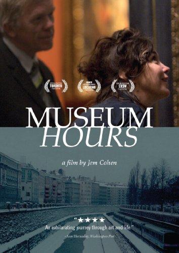 jem cohen museum hours - 2