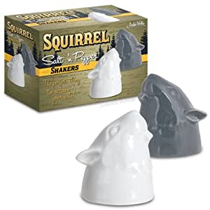 Accoutrements Squirrell Salt And Pepper
