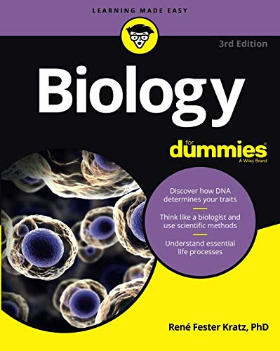 Biology For Dummies, 3rd Edition