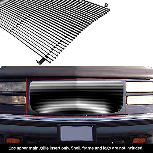 - APS Compatible with 1994-1999 GMC Sierra C/K Pickup/Suburban/Yukon High Density 31 Bars Billet Grille #N19-M21058G