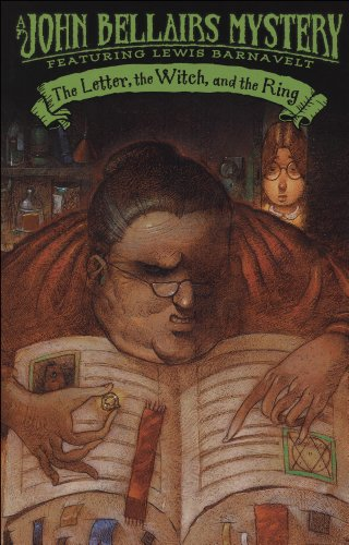 The Letter, the Witch, and the Ring (Lewis Barnavelt) for $<!---->