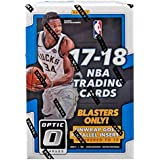 2017-18 Panini Donruss Optic Basketball Blaster Box (7 Packs/4 Cards)
