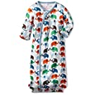 Magnificent Baby Baby-Boys Newborn Elephant Gown, Elephant, Newborn