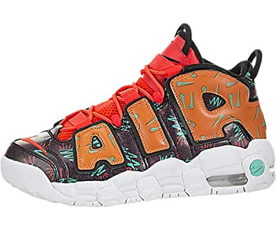 reputable site 2572e 4ef30 NIKE Air More Uptempo (What The 90s) (Kids) Amazon.co.uk Sho