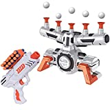 Toys : USA Toyz Compatible Nerf Targets for Shooting - AstroShot Zero G Floating Orbs Nerf Target Practice with Blaster Toy Guns for Boys or Girls and Foam Darts