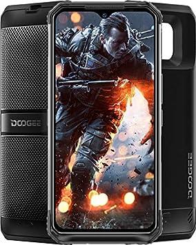 DOOGEE S95 Super Móvil Resistente, 6GB+128GB Helio P90 Octa-Core, 4G Telefonos Antigolpes 8650mAh(Modular Incluido), AI Cámara 48MP, Android IP68 ...