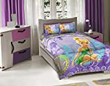 Disney Tinkerbell Fairy Wonder Licensed Twin Bedding Comforter Set