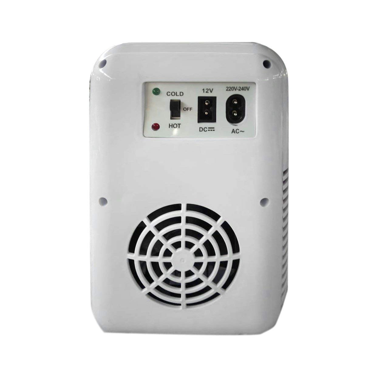 anyilon Dual-Use 4L Home Car Use Refrigerators Ultra Quiet Low Noise Car Mini Refrigerators Freezer Cooling Heating Box Fridge by anyilon (Image #6)