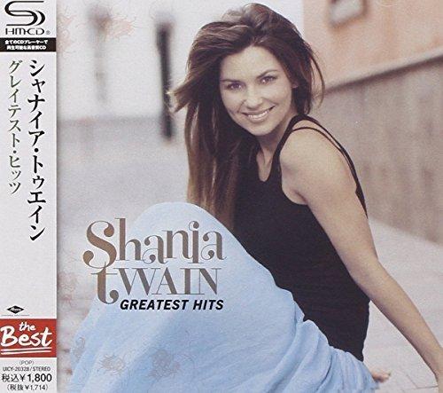 Greatest Hits by SHANIA TWAIN : SHANIA TWAIN: Amazon.es: Música