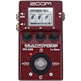 Zoom MS60B Multi-Stomp Bass Pedal (International Version - No Warranty)
