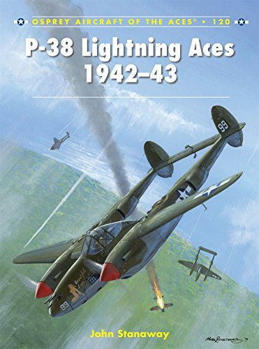 (P-38 Lightning Aces 1942–43 (Aircraft of the Aces))