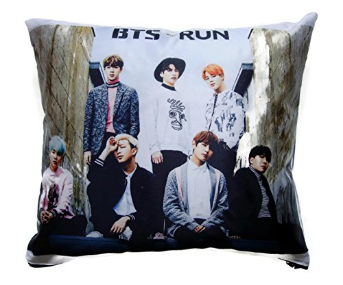 Bangtang Boys BTS Boy Band Kpop Pillowcase BTS