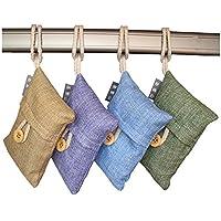 Fortitude 100% Natural Auto Air Purifying Bamboo Charcoal Bag/ Air Freshener