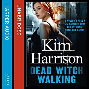 Rachel Morgan: The Hollows (1) - Dead Witch Walking Audiobook