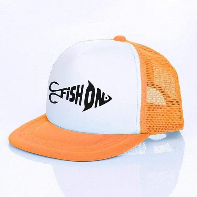 ZMAMLCJK1 PC Sombreros publicitarios entusiastas de la Pesca para ...
