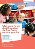 What Every Parent Should Know About Free Funding for 3 & 4 Year Olds