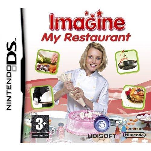 Price comparison product image Imagine My Restaurant (Nintendo DS)