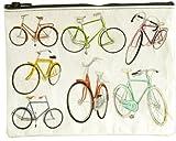 Best Blue Q Pouches - Blue Q Zipper Pouch Bicycles by Blue Q Review
