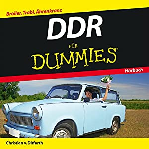 DDR für Dummies Hörbuch