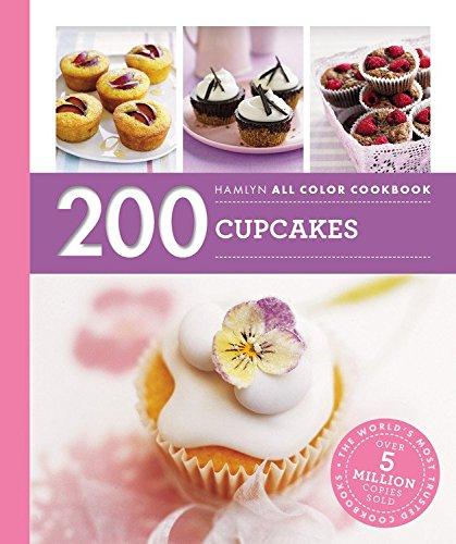 200 Cupcakes (Hamlyn All Color)