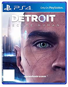 Sony Detroit:BecomeHuman Oyun - PlayStation 4
