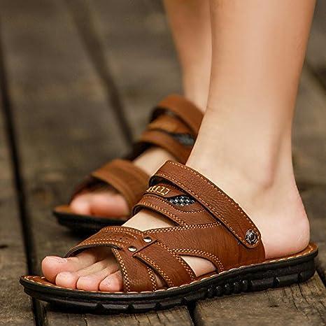 Xing LIN sandali uomo estate sandali uomo, sandali, piedi