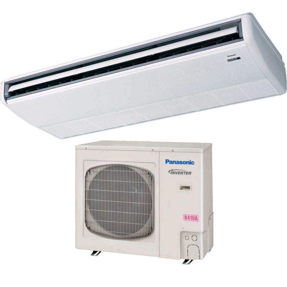 Panasonic 36PET1U6-39,000 BTU 15.1 SEER Ceiling Suspended Ductless Mini Split Air Conditioner Heat Pump 208-230V