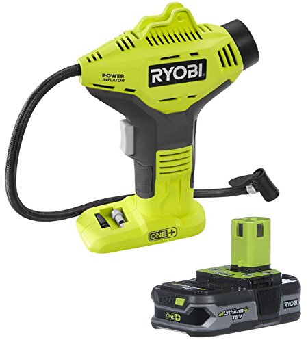 ryobi-p737-18-volt-one-power-inflator-with-ryobi-p107-18-volt-one-plus-compact-lithium-plus-battery