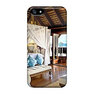 Protective Tpu Case With Fashion Design For Iphone 5/5s (all The Comforts)