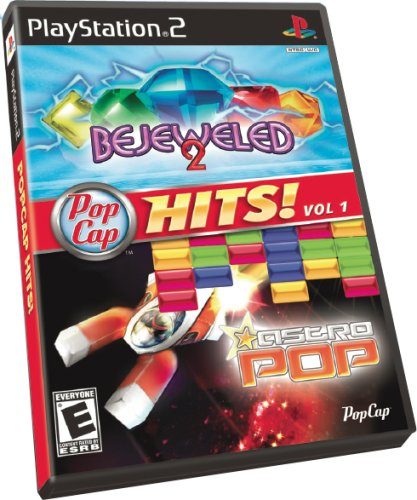 Playstation 2 Puzzle (PopCap Hits! Vol. 1 (Bejeweled 2 / Astro Pop))