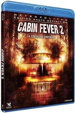 Amazon Com Cabin Fever 2 Blu Ray Rider Strong Noah
