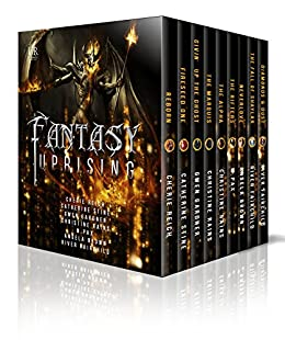 Fantasy Uprising: Untethered Realms Boxed Set (English Edition) por [Reich, Cherie, Stine, Catherine, Gardner, Gwen, Rains, Christine, Pax, M., Brown, Angela, Fairchild, River]