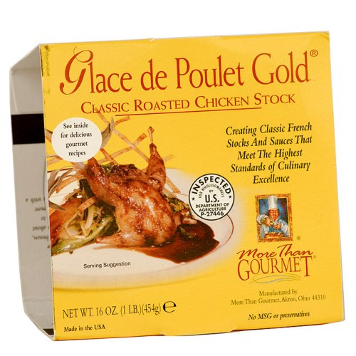 Glace De Poulet - Roasted Chicken Stock