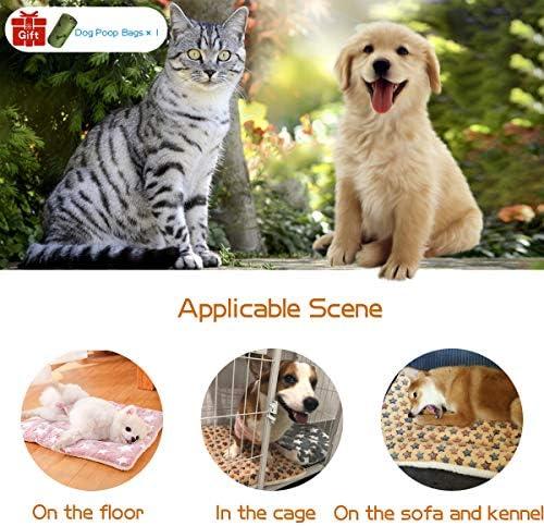 Cama para dormir ultra suave para mascotas para perro y gato 6