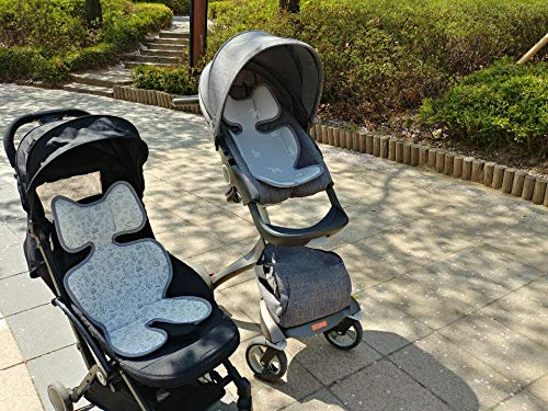 Momnoko 3D Air Mesh Cool Liner for Stroller & Car Seat (Puppy Pattern) by Momnoko (Image #6)
