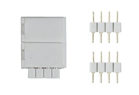 Extrem Paulmann 70490 YourLED ECO Clip-to-YourLED Connector für LED Strip ZY26