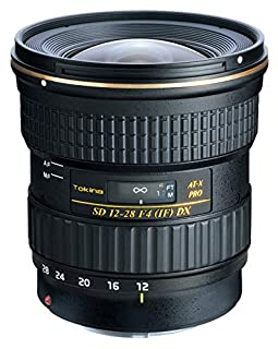 Tokina 12-28mm f/4.0 at-X Pro APS-C Lens for Canon - International Version (No Warranty) (B00C48NYNG) | Amazon Products