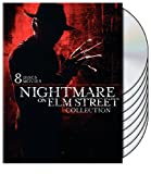 Nightmare on Elm Street Collection cover.