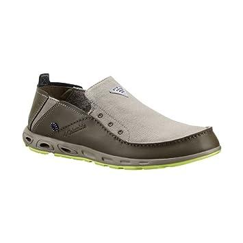 Columbia Men 's PFG de ventilación Bahama Slip-On zapatos de barco MqoFs