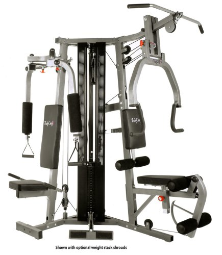BodyCraft Galena Pro Home Gym by Bodycraft