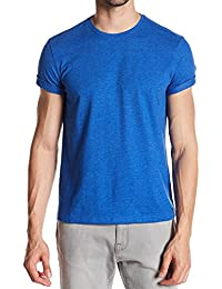 Men's Short Sleeve Crew Neck Tee Shirt