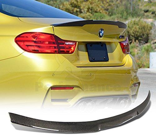 Carbon Spoiler Rear - R.G Performance Carbon Fiber Rear Trunk Spoiler Fits BMW F82 M4 Coupe Spoiler 2014-2018