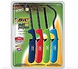 BIC Multi-Purpose Lighter, 4 Lighter Value Pack